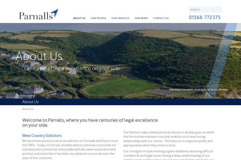Parnalls About