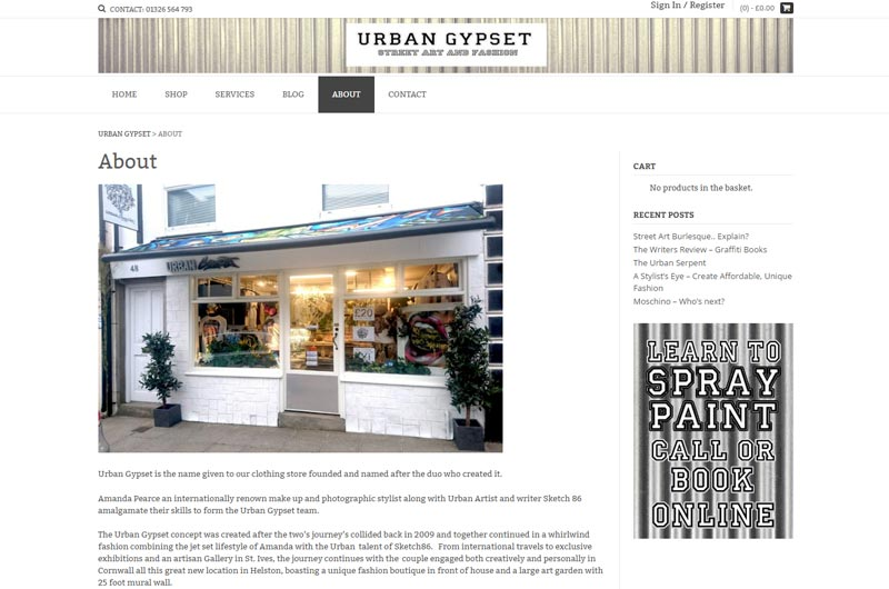 Urban Gypset About
