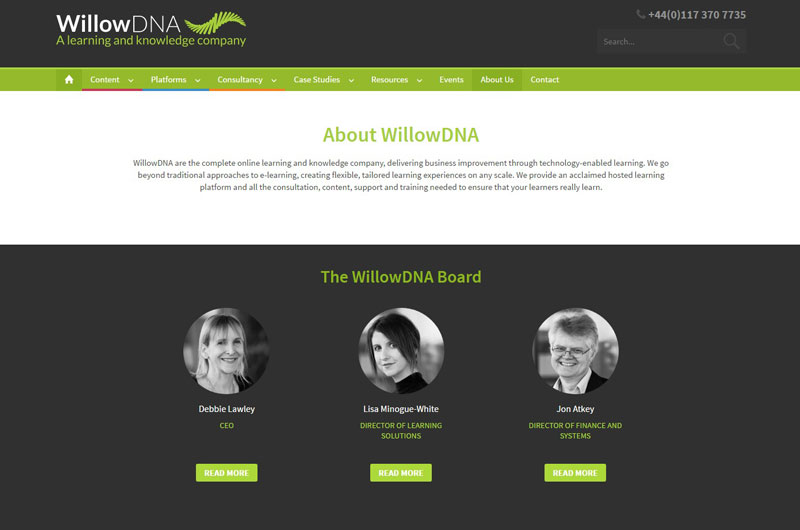 WillowDNA About